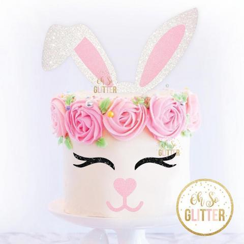 Tårtdekoration, Bunny
